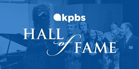 KPBS Hall of Fame 2020 Celebration tickets