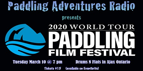 Paddling Film Festival 2020 tickets