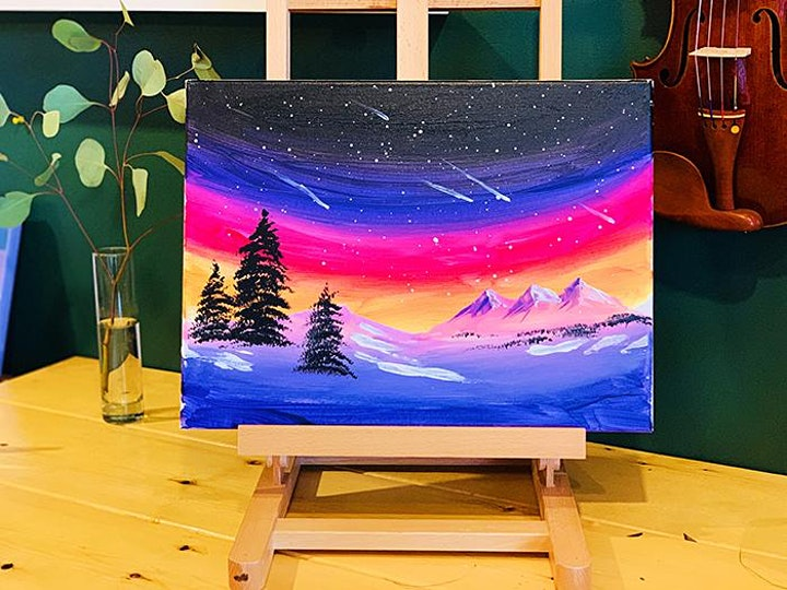 Things To Do Paint Sip Event Aurora Ii Tickets Sat Jan
