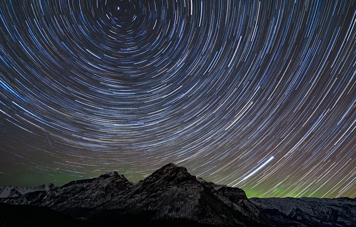 Milky Way March: Banff Photography Workshop image