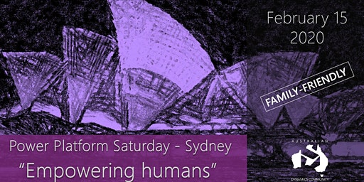 Power Platform Saturday Sydney 2020