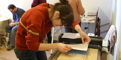 Intro to Screenprinting Full Day Workshop tickets