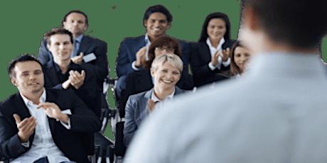 Powerful & Confident Presentation Skills Masterclass tickets
