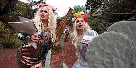 Queer Plants Walk Royal Botanic Garden Sydney tickets