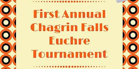 Chagrin Falls Euchre Tournament tickets