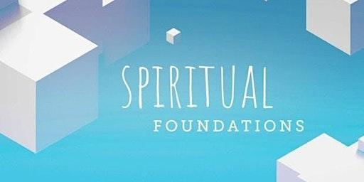 Triumph's Foundations I: Spiritual Foundations - Jan 2020 (Redford)