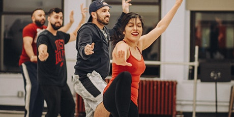 Learn N' Sweat Bhangra Fitness tickets