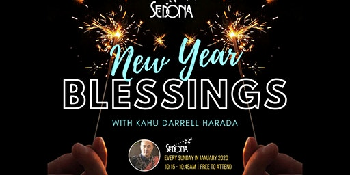 New Year Blessings with Darrell Harada