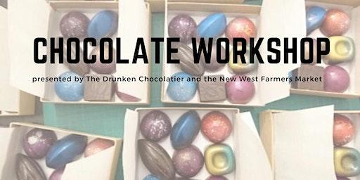 Valentines Chocolate Workshop with Drunken Chocolatier