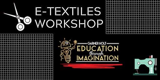 E-Textiles Workshop