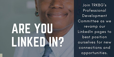 Are You LinkedIn? tickets
