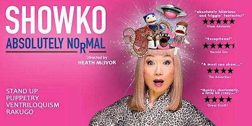 RANDWICK PUPPET FESTIVAL 2020 - Showko: Absolutely Normal