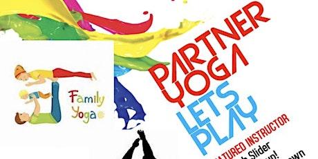 Partner/Acro Yoga tickets