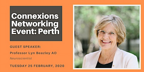 Perth Connexions - Networking for Business Women - Tuesday 25 February 2020 tickets