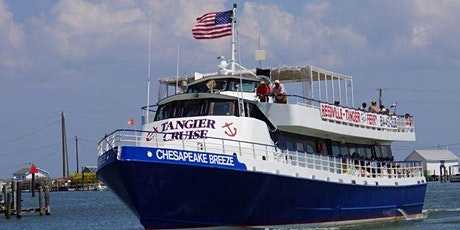 Day on Tangier Island - Cruise & Lunch - Mother's Day Weekend - May 9, 2020 tickets