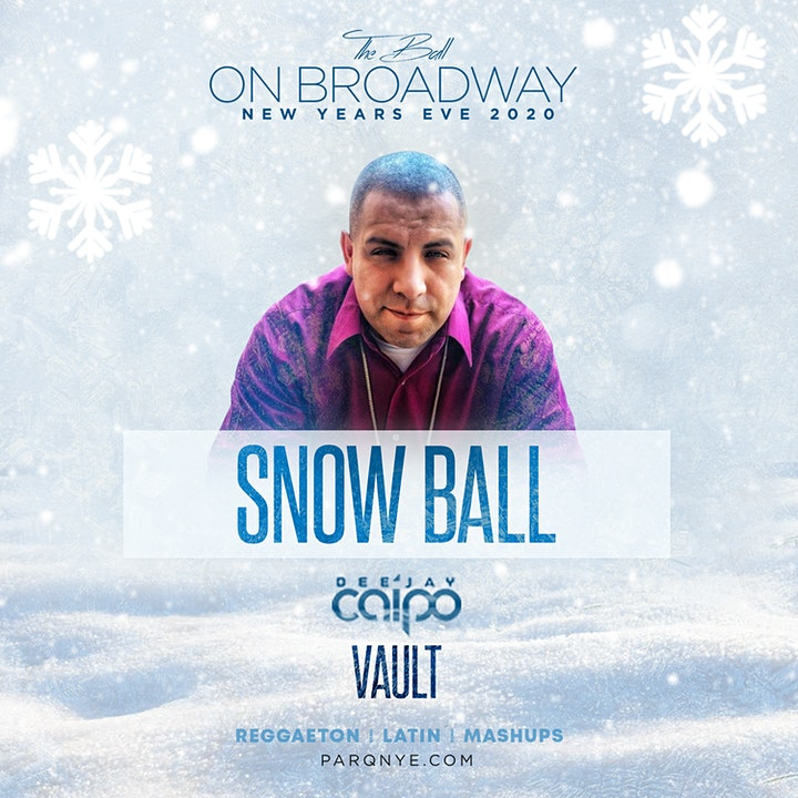 NYE 2020: Ball on Broadway image