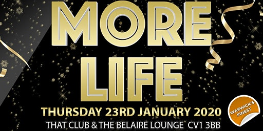More Life Official Party