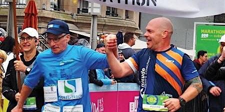 100 marathons plus tard… avec le cancer! – Daniel Lequin