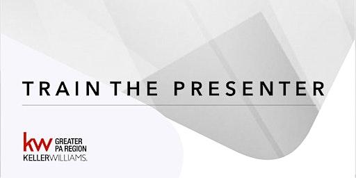 Train the Presenter - Collegeville