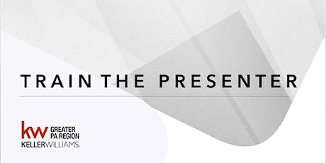Train the Presenter - Center City tickets