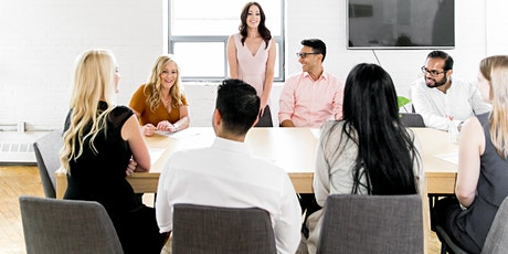 How to develop public-speaking self-confidence tickets