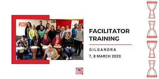 DRUMBEAT 2 Day Condensed Facilitator Training - Gilgandra  NSW