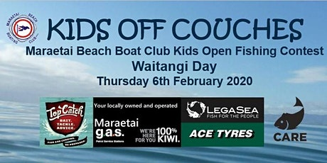 Kids off Couches - 2020 tickets