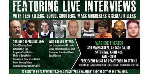 Profiling Teen Killers, School Shooters & Mass Murderers by Phil Chalmers