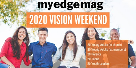 2020 Vision Weekend - In House Consultation tickets