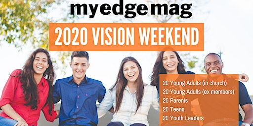 2020 Vision Weekend - In House Consultation