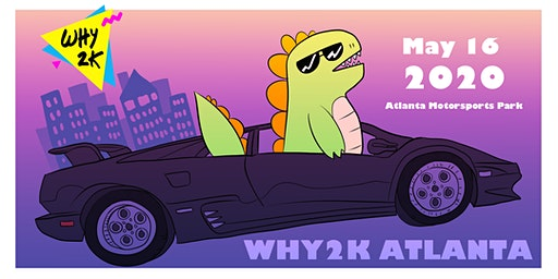 Why2k Atlanta 2020 - 80s/90s/2000s Car Show