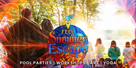 I FEEL: Summer Escape 2020 tickets
