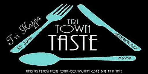 3rd Annual Tri Town Taste