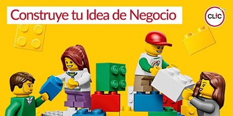Workshop: Construye tu Idea de Negocio boletos