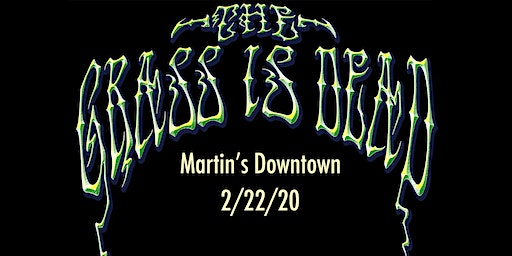 The Grass is Dead Live at Martin's Downtown