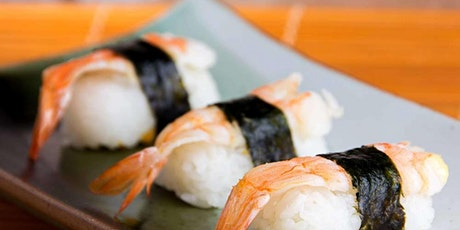 All About Sushi - Cooking Class by Golden Apron™ tickets