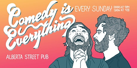 Comedy is Everything tickets