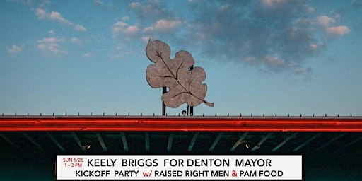 Briggs for Mayor Kickoff Party