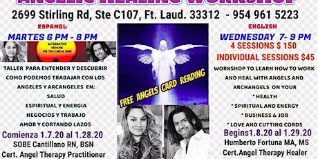 Angelic Healing Workshop  tickets