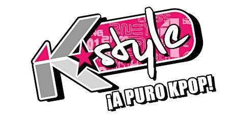K-style ¡Lo que más te gusta del KPOP en un solo  lugar! ¡8° Aniversario! entradas