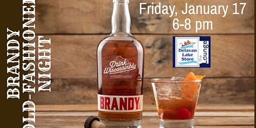 Drink Wisconsinbly Old-Fashioned Night