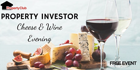 NSW | Wine & Cheese Evening for Property Investors tickets