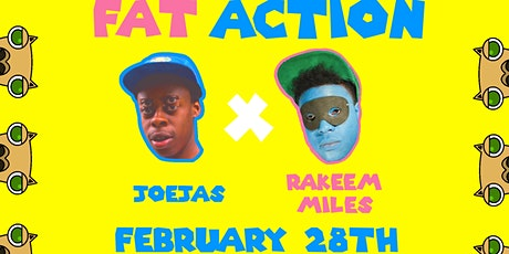 FAT ACTION tickets