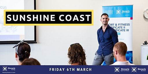 Sunshine Coast Workshop 2020