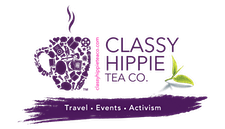 Classy Hippie Tea Co. logo