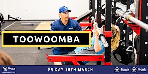 Toowoomba Workshop 2020