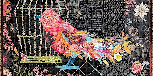 Songbird Collage   January 24th 5:30pm and January 25th  10am to 4pm