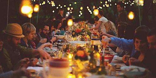 Souper familial à La Sirène/Family Dinner at La Sirène