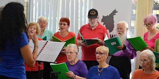 Sing to Celebrate with a Flash Mob Choir