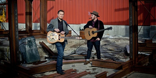 Fiddle & Bow and Triad Acoustic Stage present Rob Ickes and Trey Hensley